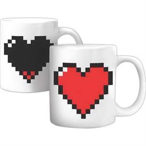 Morph Heart Mug