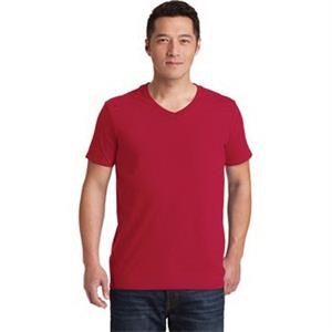Gildan Softstyle V-Neck T-Shirt.