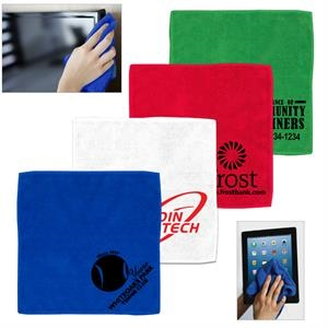 Lily 300GSM Heavy Duty Microfiber Towel & Screen Cleaner