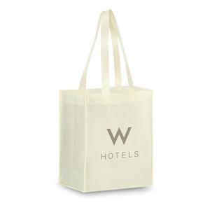 "Reusable Economy Size Grocery Bag 9.5\""W x 11.75\""H x 7\""G"