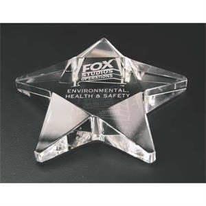 Virgo Optical Crystal Star Achievement Award