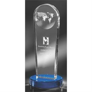 Earth Friendly Optical Crystal Award