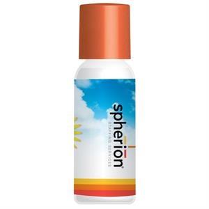 1 oz. Antibacterial Hand Sanitizer - Orange Cap