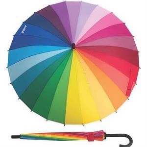 Color Spectrum Umbrella Stick