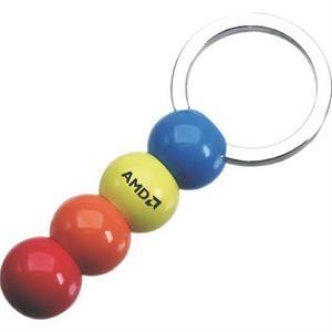Spectrum Keychain