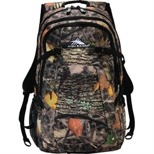 "High Sierra(R) Fallout Camo 17"" Computer Backpack"