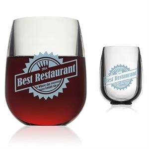 pubWARE (R) Stemless Wine Glass - 12 oz.