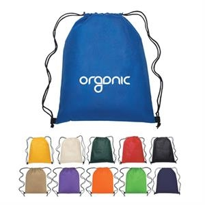 Non-Woven Hit Sports Pack - Drawstring Bag Backpacks