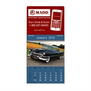 Cruisin' Cars Magna-Stick (TM) Calendar