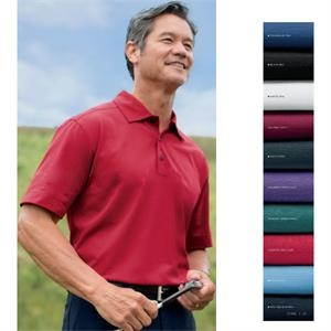 CB DryTec™ Medina Tonal Stripe Men's Polo