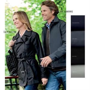 Ladies'  WeatherTec (TM) Mason Trench Coat