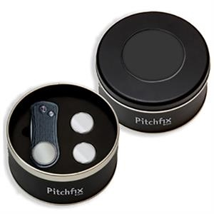 Pitchfix (R) Classic Golf Divot Tool Deluxe Gift Set