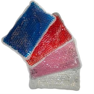 Rectangle Gel Bead Hot/Cold Pack