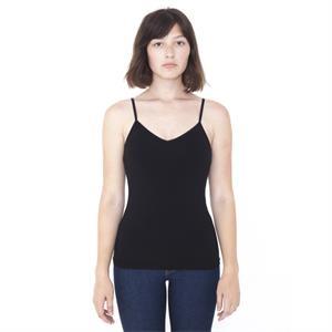 Women's Cotton Spandex Jersey Bra-Cami