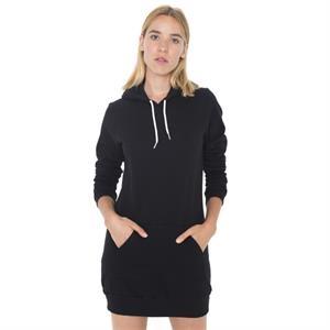 Women's California Fleece Pullover Raglan Hoodie Dress