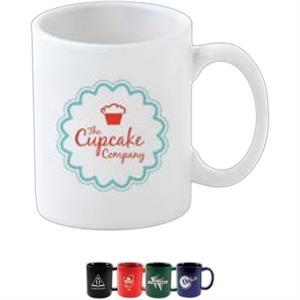 11 oz Cafe Mug