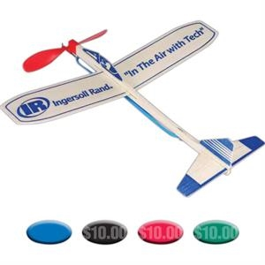 "12\"" Wingspan Balsa Glider"