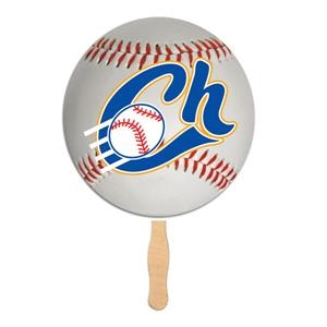 Baseball Shaped Handheld Fan
