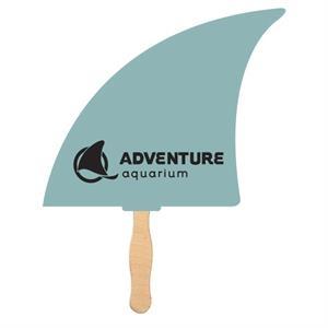 Shark Fin Shaped Fan