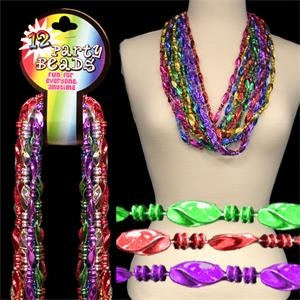Twist Bead Necklaces