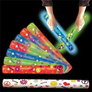 60's LED Light Up Glow Foam Lumiton