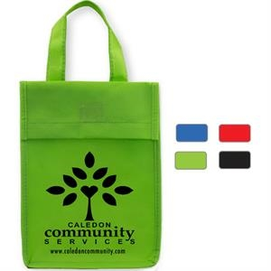 Bag-It Value Priced Lightweight Lunch Tote Bag