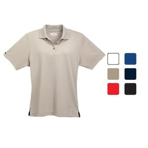W-Pico Short Sleeve Polo W/Pocket