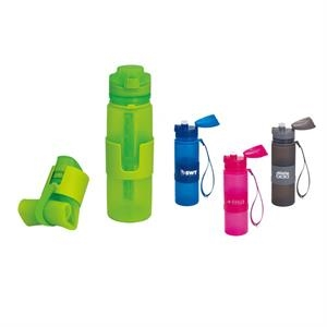 Foldable Silicone Bottle
