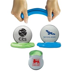 Smart Putty Stress Reliever & Creative Fidget Toy in Tin