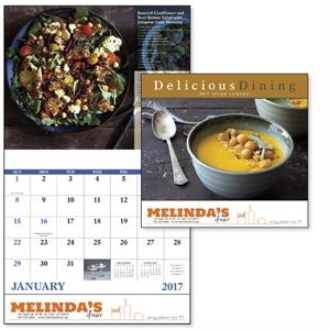 Stapled Delicious Dining Lifestyle Appointment Calendar