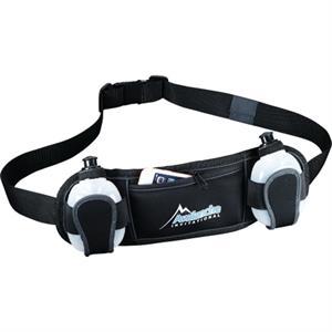 Slazenger Reflective Fitness Hydration Belt