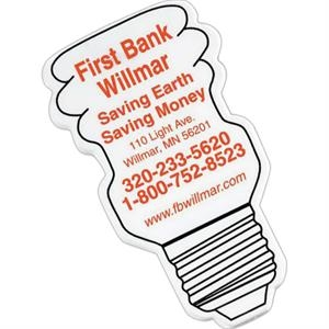 Fluorescent Bulb Safety Plug