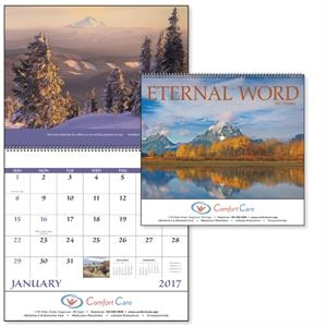 Spiral Eternal Word Religious Appointment Calendar