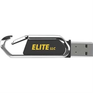 8GB Executive Carabiner Drive (TM) XC Tier 1