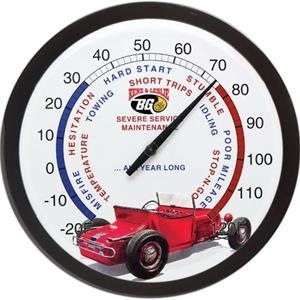 """Caliente 14"""" Wall Thermometer"""