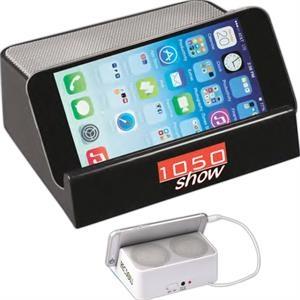 Desktop Stereo Speaker Device Stand