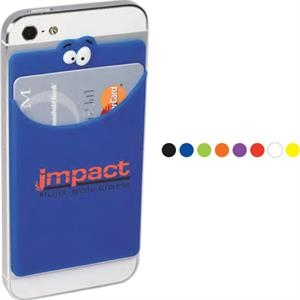 Goofy (TM) Silicone Mobile Device Pocket