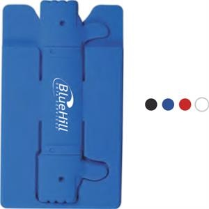 Quik-Snap Thumbs-Up Mobile Device Pocket/Stand