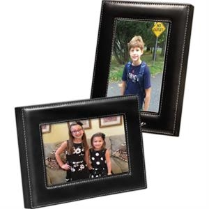Madison Leather Photo Frame