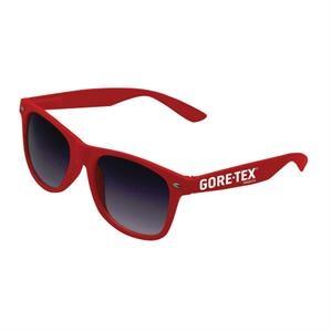 Matte Sunglasses w/ Rubber Arms