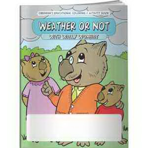 Coloring Book - Weather or Not