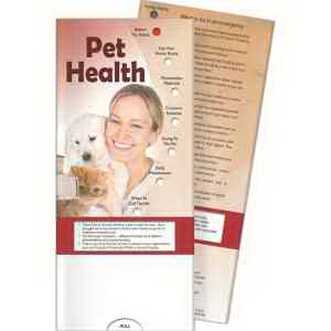 Pocket Slider (TM) - Pet Health