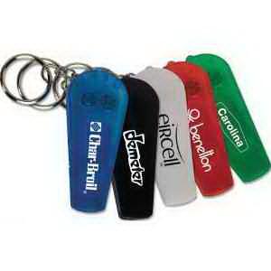 Whistle Key Tag Light