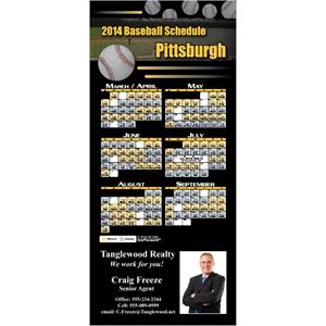 Professional Sports Schedule - Baseball