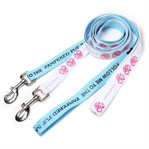 Flat Polyester Pet Leashes