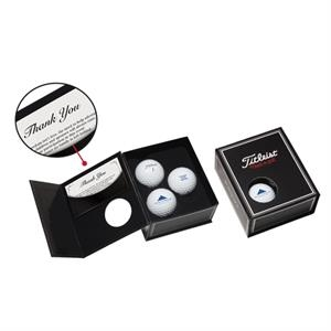 Titleist® 3-Ball Pro V1x Appreciation Box
