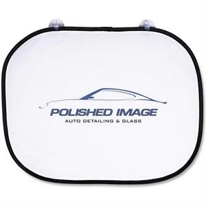 Collapsible Car Shade