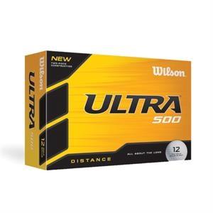 Wilson (R) Ultra 500 Golf Ball
