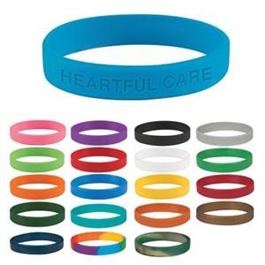 Single Color Laser Engraved Bracelet