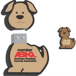 4GB Dog Drive (TM)